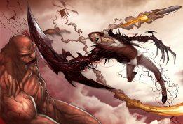 Gears of War vs Orphan Black Unity
